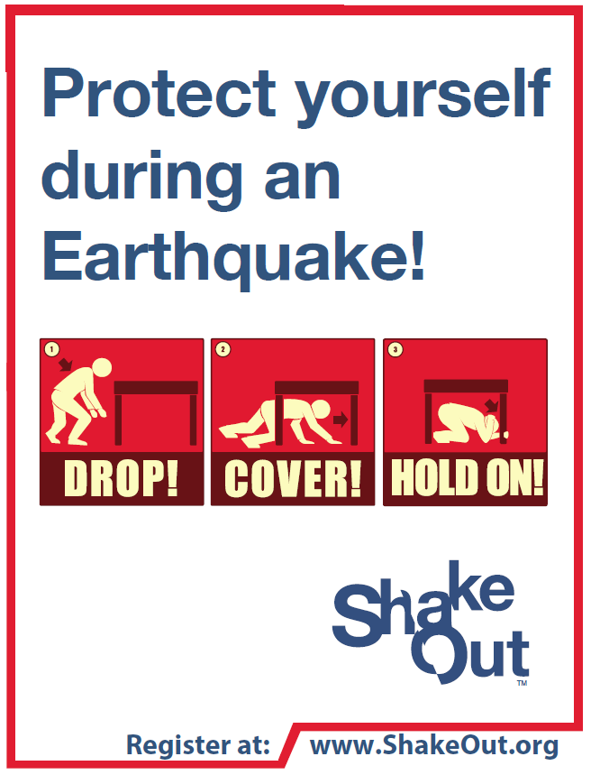 Great SouthEast ShakeOut