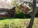 Springfield House Fire Displaces One