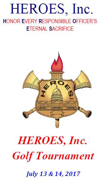 HEROES Inc. Golf Tournament