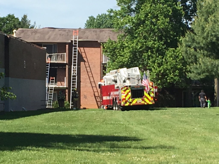 Mount Vernon Apartment Fire Caused By Unattended Cooking