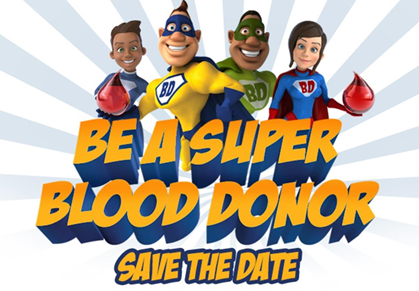 Be a super blood donor