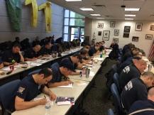 Hazardous Materials Team Conducts Technical Training