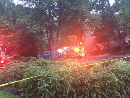 Electrical Malfunction Causes Reston Townhouse Fire