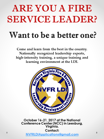 Are you a Fire Service Leader
