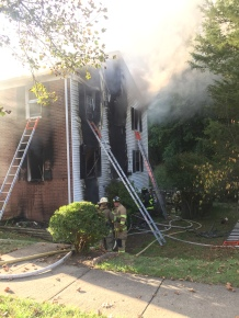 Malfunctioning Blender Sparks Newington Townhouse Fire