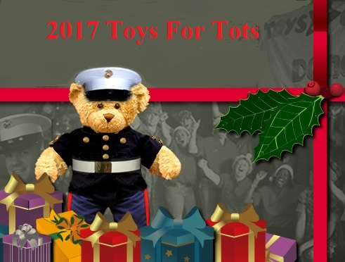 Offical Logo For Toys For Tots : First pop warner toys for tots bowl coming up