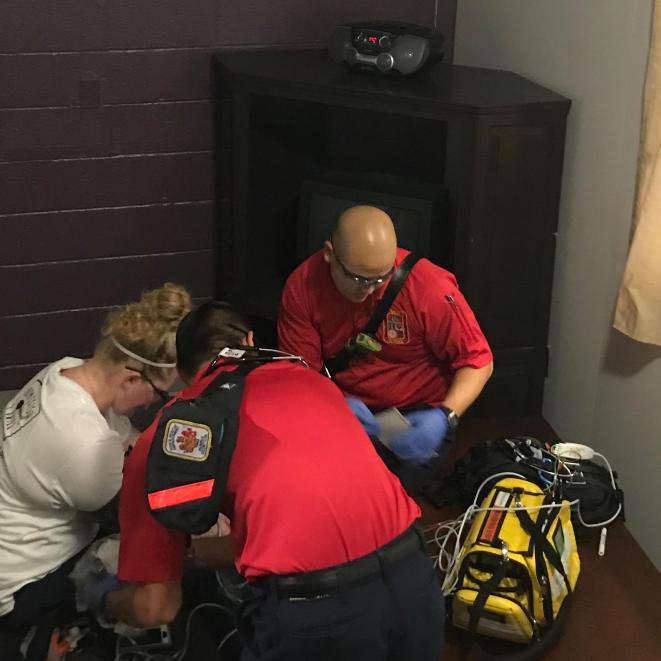 The Play (Training) Is Under Review: Paramedic Students Learn From Real-Life Scenarios And Video
