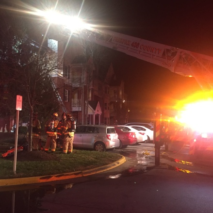 Improper Disposal Of Cigarettes Cause Herndon Apartment Fire