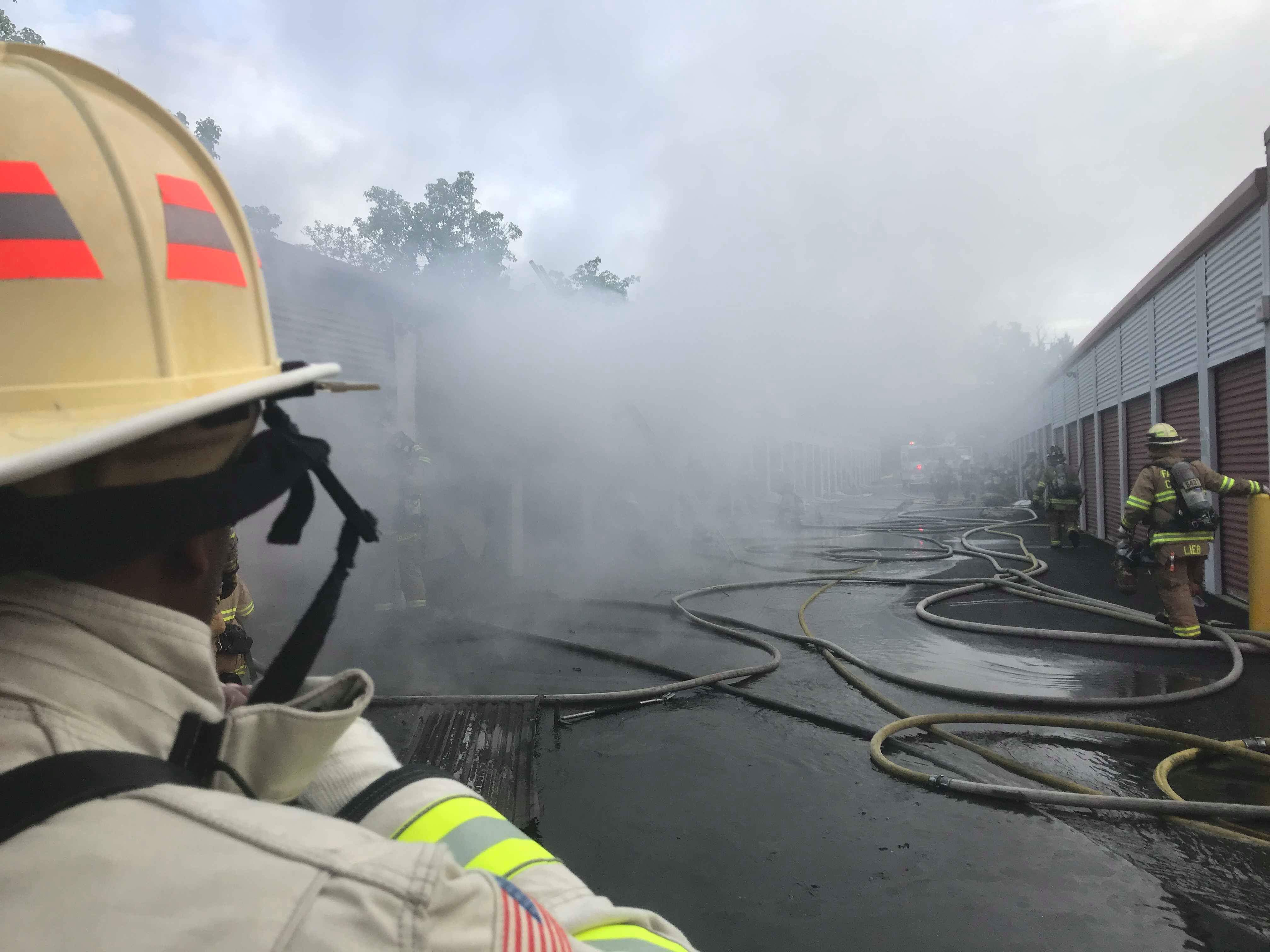 May 2018 – Fairfax County Fire and Rescue Department