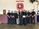 Sons Of The American Revolution Honor Two FCFRD Personnel
