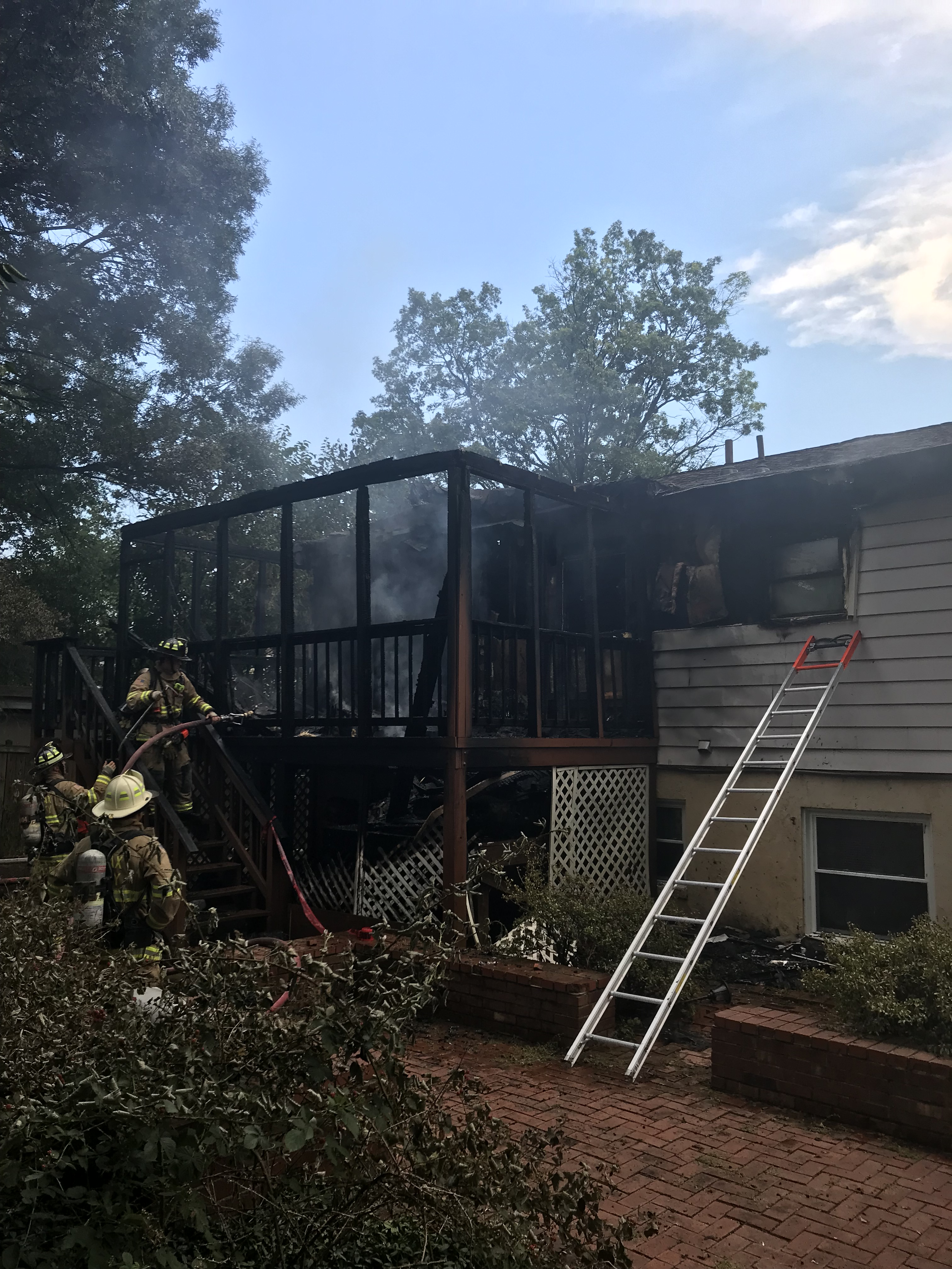Herndon House Fire Caused By Electrical Event In Ceiling Fan