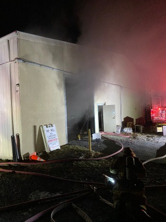 Vienna Building Fire Caused By Electrical Event